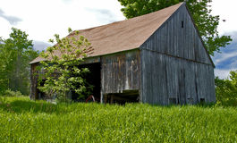 New Hampshire Barn, farming and agriculture. New Hampshire Barn. Farming and agriculture Royalty Free Stock Image