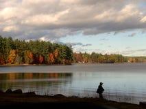 New Hampshire Foliage Stock Photography