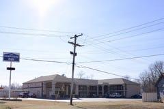 New Hampshire Inn, West Memphis, Arkansas Royalty Free Stock Photography