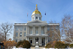 New Hampshire State House, Concord, NH, USA Royalty Free Stock Photography