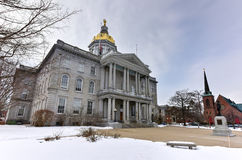 New Hampshire State House Stock Photography