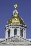 New Hampshire State House Dome Royalty Free Stock Images