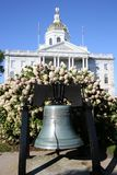 New Hampshire State House Royalty Free Stock Images