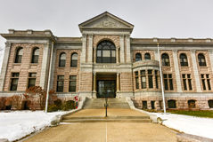 New Hampshire State Library Building Stock Images