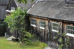 New Hampshire Sugar Shack Imagen de archivo
