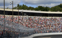 New Hampshire Turn 4 Stock Image