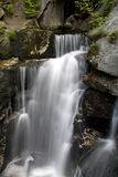 New Hampshire Waterfall Stock Photography