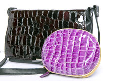 New handbag and purse Stock Photo