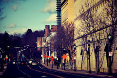 New Haven City. New haven in my eye Royalty Free Stock Images