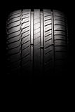 New high-performance summer tire. Royalty Free Stock Photography