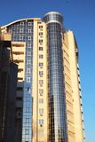 New high rise apartment building Royalty Free Stock Photos