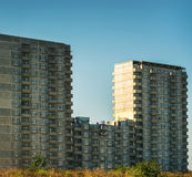 New high-rise building Royalty Free Stock Photo