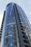 New high rises apartments Portland Oregon. Stock Photo