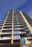 New high rises apartments Portland Oregon. Royalty Free Stock Photography