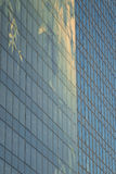 New highrise glass building Royalty Free Stock Photo