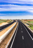 New highway Royalty Free Stock Images