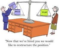 New hire Royalty Free Stock Photo