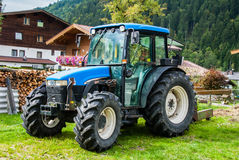 New Holland TN70D Royalty Free Stock Photos