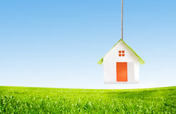 New home Royalty Free Stock Photo