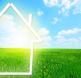 New home Royalty Free Stock Image
