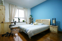 New home in Beijing. Live in a comfortable home feeling very good Stock Photography