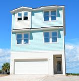 New home in coastal Florida Royalty Free Stock Photos