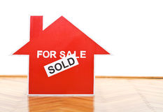 New home concept Royalty Free Stock Photo