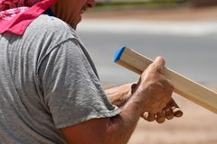 New Home Construction In The Southwest. royalty free stock photography