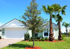 New home in Florida Stock Images
