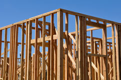 New Home Frame Royalty Free Stock Image