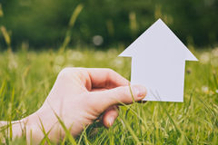 New Home or House Stock Images
