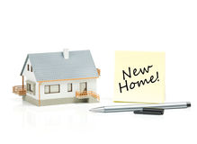 New Home Royalty Free Stock Photography