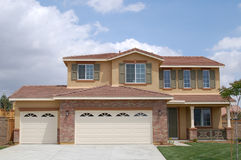 Free New Home In California Stock Photo - 812860