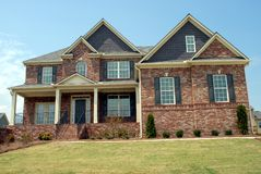 New Home For Sale Royalty Free Stock Photos