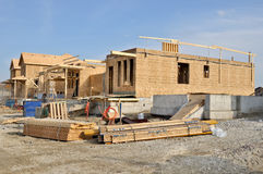 New Homes Royalty Free Stock Photography