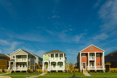 New homes Royalty Free Stock Images