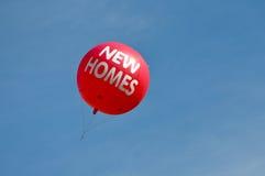 New Homes Balloon Stock Photos