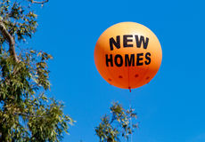 New Homes Balloon Royalty Free Stock Image