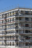 New Homes under Construction. A new homes under construction Royalty Free Stock Photos