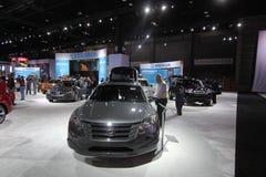 New Honda Accord 2011. Chicago auto show February 2011 Royalty Free Stock Photos