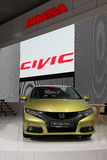 New Honda Civic at the IAA Royalty Free Stock Image