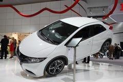 New Honda Civic at the IAA Royalty Free Stock Images