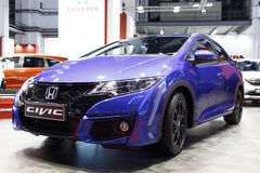 New Honda Civic Stock Photos