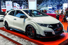 New Honda Civic Type-R Stock Images