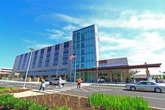 American Hospital Stock Photo