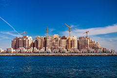 New hotels in Dubai, UAE Royalty Free Stock Image