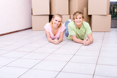 New house Stock Photo