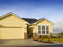 New House Stock Image