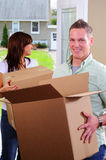New House Stock Image