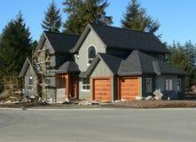 New House Stock Photo